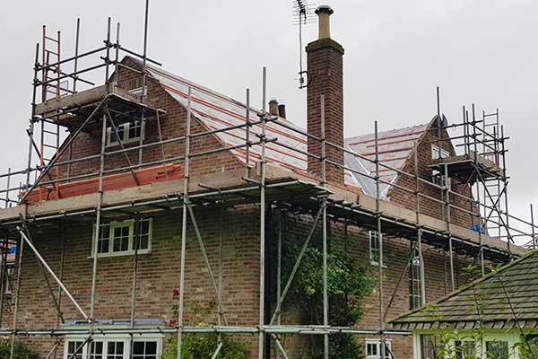 Fitting New Roof Askham Richard York