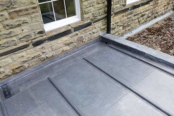 Lead Roof Work North Yorkshire