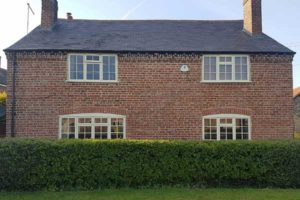 Lime Mortar Re-pointing Barton-le-Willows York