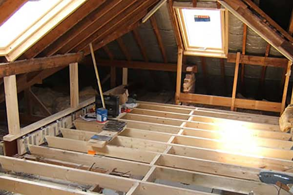 Loft conversion in Bubwith Selby North Yorkshire