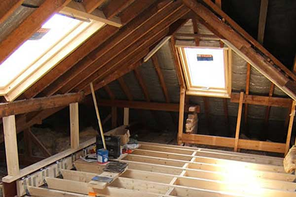 Loft conversion Selby | TA Roofing