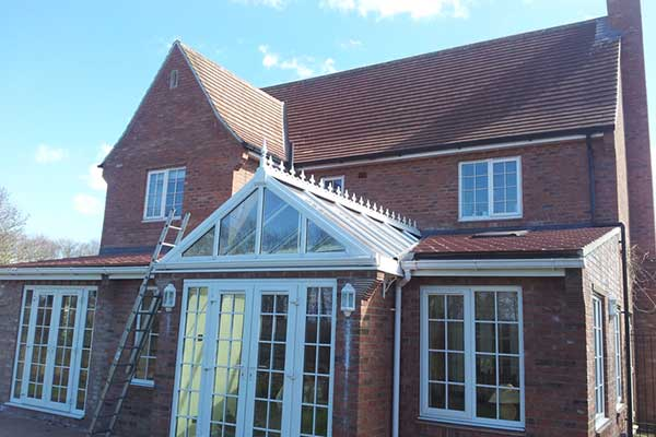 New replacement roof Easingwold