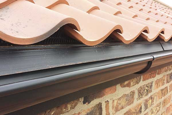 Gutters and Eaves York | TA Roofing York