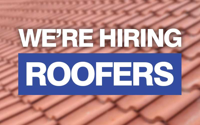 Roofers Required York