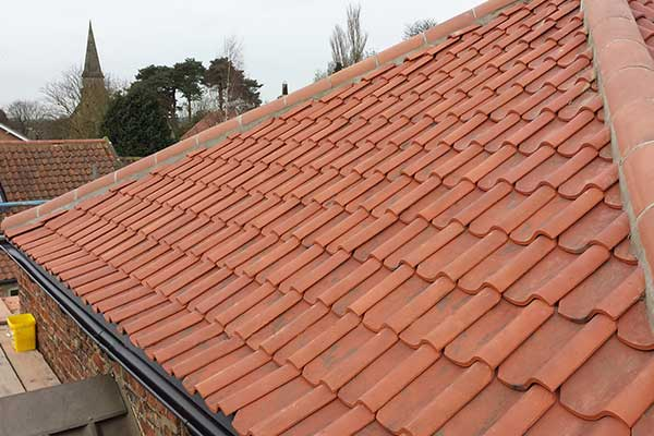 Sandtoft Arcadia pan tiled roof in Strensall, York