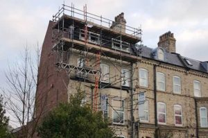 Storm Damaged Roof Replacement Acomb York