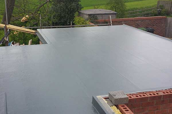 GRP Fibreglass Roofing North Yorkshire | TA Roofing York