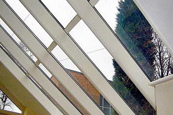 Glass roof (Exitex) York | TA Roofing