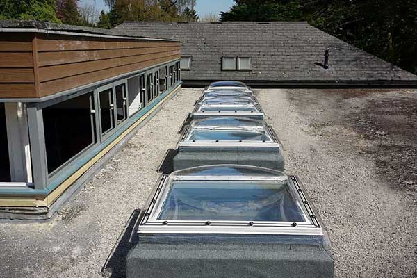Velux roof domes London | TA Roofing