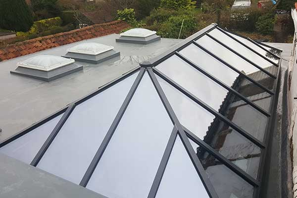 Roof Lantern Terrington, York | TA Roofing