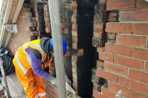 Masonry Repairs on Network Rail Property - Selby