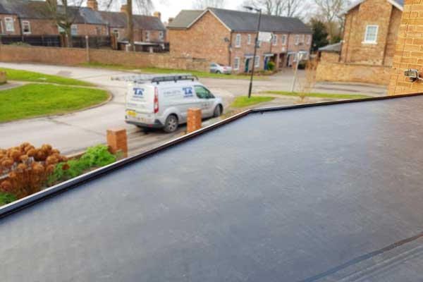 Rubberbond Replacement Flat Roof - Heworth York